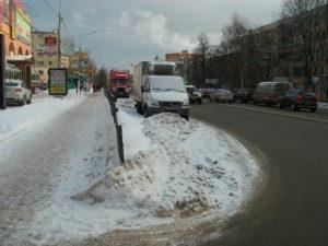 Штрафов на 5 млн руб. выписано нарушителям зимней уборки в Подмосковье