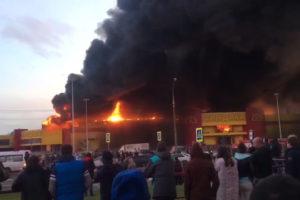 Арендаторы сгоревшей «Синдики» получат новые места во временных павильонах