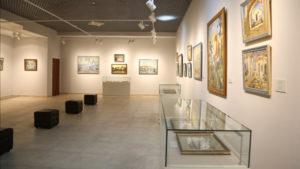 17 февраля в МВК «Новый Иерусалим» заработает выставка картин Бориса Кустодиева