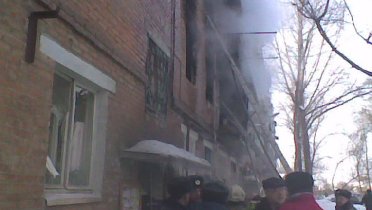 Взрыв газа в жилом доме унес жизни двух человек, четверо пострадали