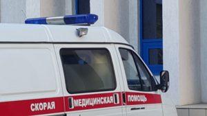 Два пассажира травмированы в результате ДТП с участием маршрутки в Подмосковье