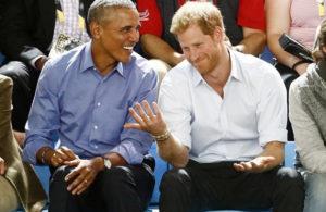 Обама помешает Трампу: принц Гарри не позовет президентов США на свадьбу