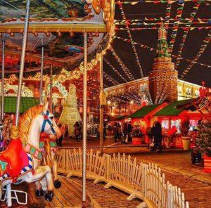 В столице стартовал фестиваль «Московская Масленица»
