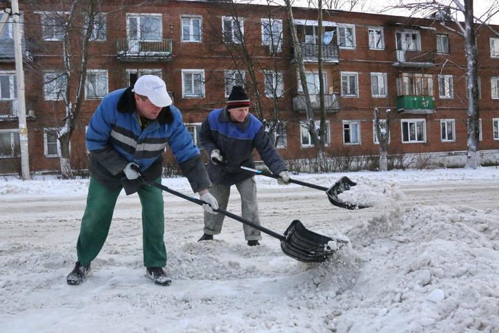 Почти 6,5 тыс. жалоб на уборку снега во дворах поступило от жителей Подмосковья на «Добродел» за неделю
