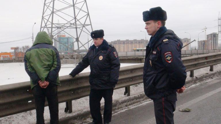 В Красногорске полицейские задержали двух жителей ГО Истра, подозреваемых в совершении серии краж