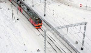 Электричка в Подмосковье насмерть сбила двух мужчин, переходивших пути