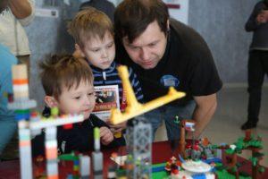 Фестиваль «LEGO-Истра» состоялся в «Новом Иерусалиме»