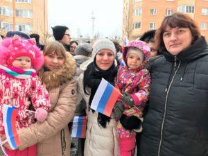 Здоровая семья — сильная Россия