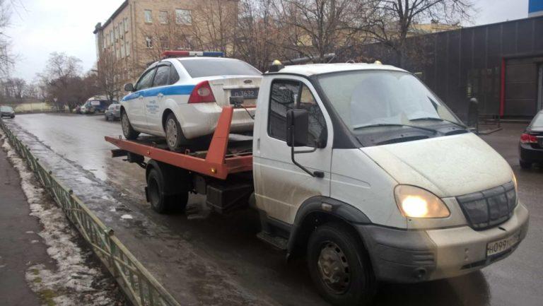 Задержана банда мошенников, незаконно эвакуирующих автомобили в Рузе