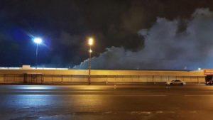 Пожар на рынке «Садовод». Москвичи просили не тушить его…
