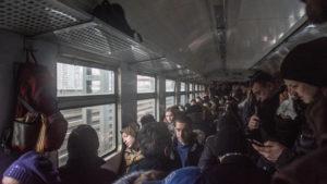 Две электрички задержали из‑за оказания медпомощи пассажиру