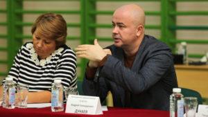 Глава администрации городского округа Истра ответил на вопросы жителей поселка Курсаково