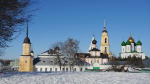 Коломна вошла в топ‑10 городов России для путешествий с детьми на февральские праздники