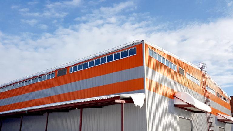 Главгосстройнадзор выдал заключение о соответствии построенному складу в Истре
