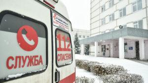 Задержанный мужчина скончался в отделении полиции в Истре