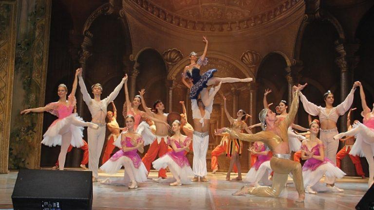 Подмосковный театр «Русский балет» в новом сезоне отпразднует 200‑летие Мариуса Петипа
