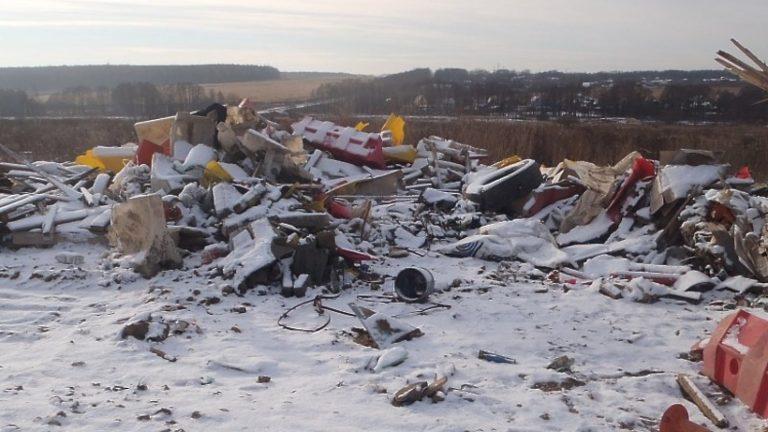 Почти 60 навалов мусора убрали с контейнерных площадок в Истре