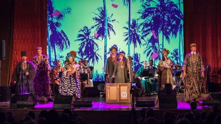 Спектакль «Ваня и крокодил» покажут в ходе закрытия театрального фестиваля в Красногорске