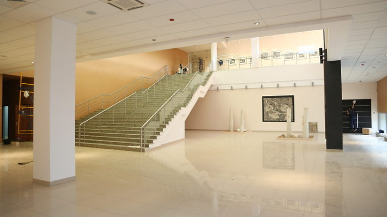 В музейно‑выставочном комплексе «Новый Иерусалим» в Истре появится детский центр