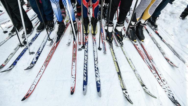 Около 190 лыжников приняли участие в гонке в Красногорске