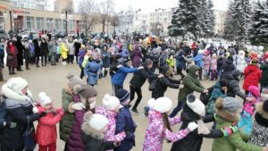 Более 150 тыс человек приняли участие в фестивале «Выходи гулять!» в Подмосковье