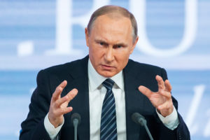 Песков назвал нелюбимые Путиным качества