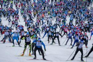 Сто пятьдесят лыжных трасс открыли в Подмосковье