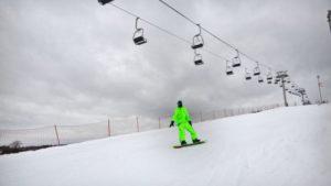 Горнолыжный склон откроют в Красногорске 25 февраля