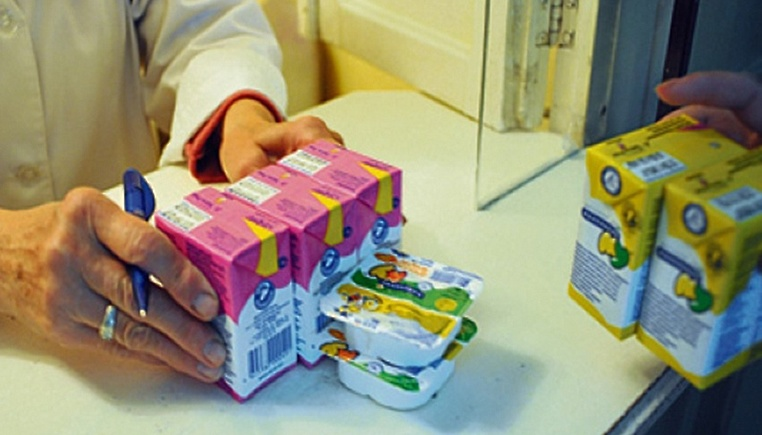 Жителей Подмосковья предупредили о распространении фальсифицированного детского питания