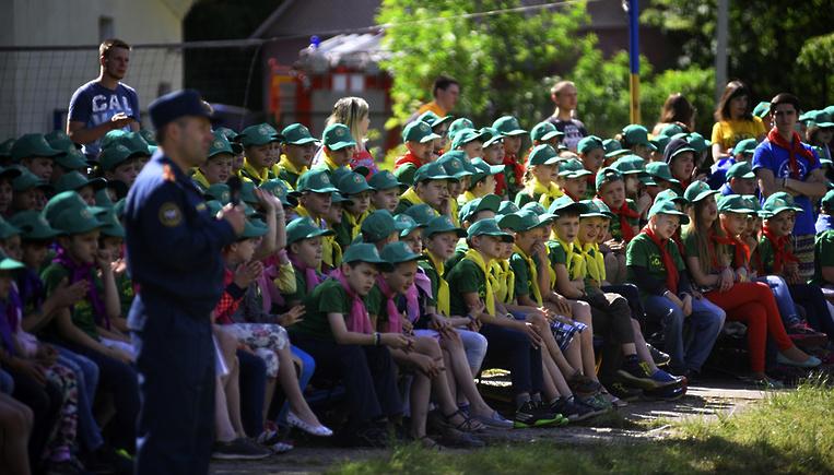 50 детей из Кемерова пригласят на летний отдых в Красногорск