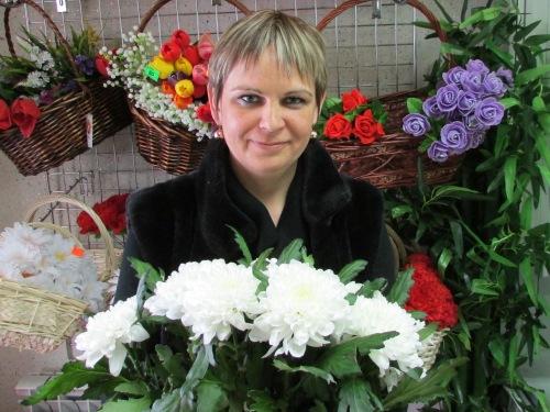 Около 430 млн руб. потратили жители Подмосковья на цветы к 8 марта